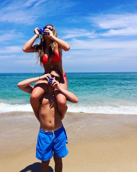 couple vacation