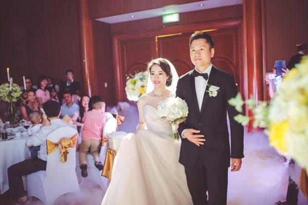 quay phim phóng sự cưới hiện đại