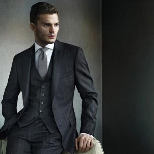 vest tuxedo quý's tộc