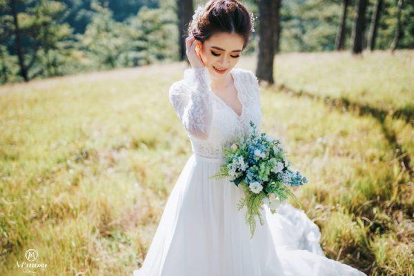 chi phí đám cưới cho nhà gái