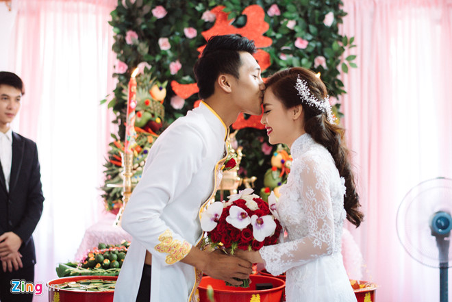 nghi lễ cần thiết cho đám cưới
