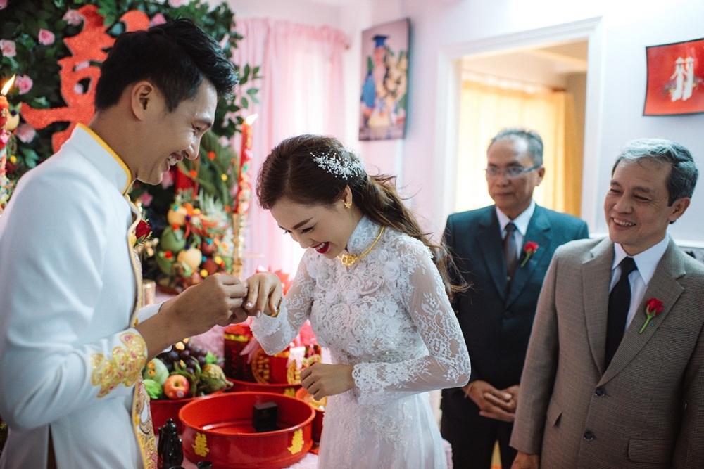 lễ rước dâu