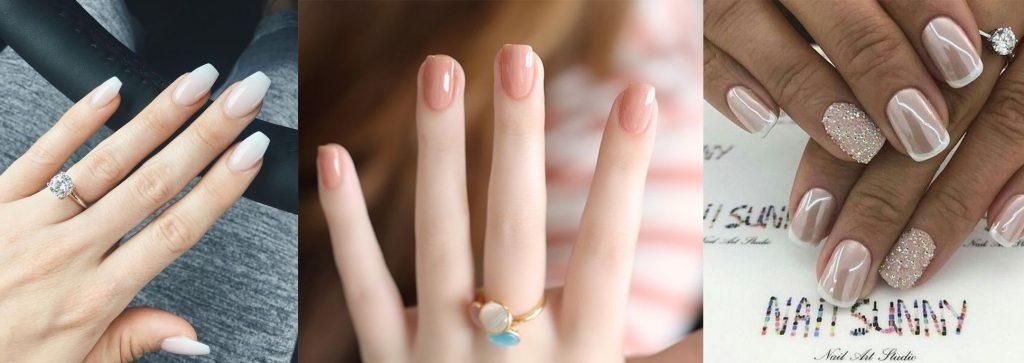 mẫu nail cho cô dâu